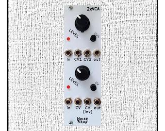 2xVCA - Eurorack Module
