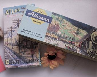 Vintage Train Boxes, Vintage Gift Boxes, Vintage Storage Boxes, Vintage Cool Boxes