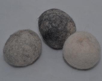 Alpaca Dryer Balls - Size Set of 3