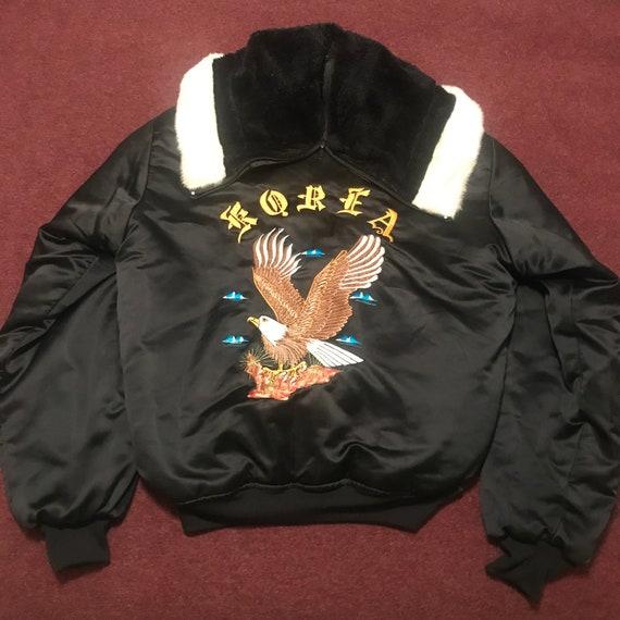 Men's vintage Korea jacket