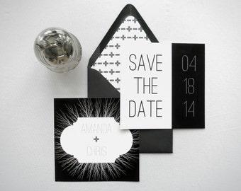 Lichtenberg Save the Date Suite