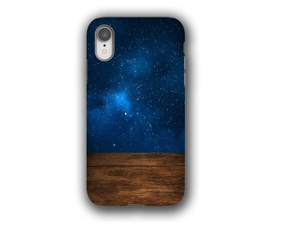Space Galaxy Wood iPhone 11 Case Samsung Galaxy S10 iPhone XR galaxy S10 Plus iPhone 8 Plus Samsung Galaxy S9 Galaxy Note 8 iPhone 6 for men