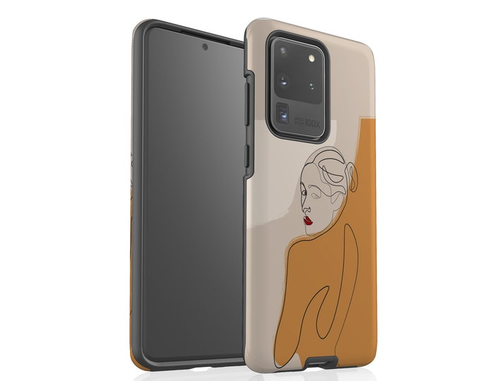 One Line Abstract Modern Art The Body iPhone 12 Pro case iPhone 11 Galaxy S20 iPhone XR Samsung Galaxy Note 20 Ultra iPhone iPhone 8 Plus