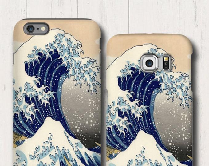 Great Wave Off Kanagawa iPhone 13 mini case iPhone 13 Pro Max iPhone 8 iPhone XR Samsung Galaxy Note 20 Galaxy S21 Samsung Galaxy S10 Plus