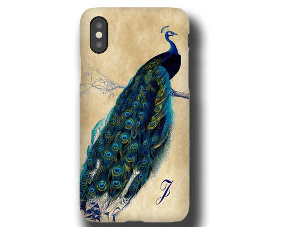 Peacock iPhone 11 case, Galaxy Note 10Plus, iPhone 8 iPhone 7 Plus iPhone Xr iPhone 6s iPhone SE Samsung Galaxy S9 Galaxy Note 8 iPhone 5s