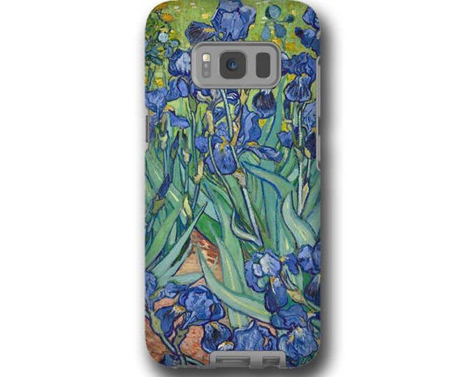 Samsung Galaxy S10 Plus iPhone 11 Van Gogh Irises painting iphone 7 iPhone Xs Samsung Galaxy S20 Galaxy S21 iPhone 6s plus iPhone 8 case