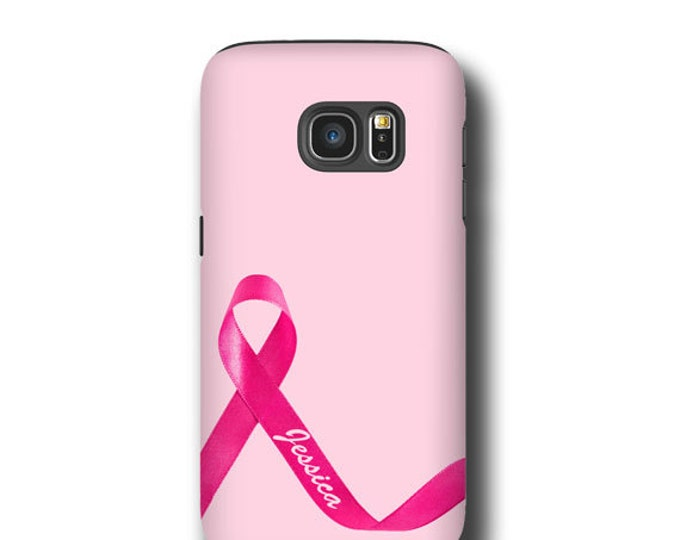 Breast Cancer Awareness personalized iPhone 11 case iPhone 7 iPhone XR iPhone 8 iPhone SE  Galaxy S8 Samsung Galaxy S20