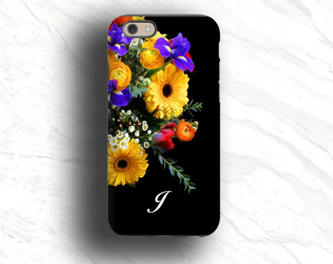 Flower Bouquet iPhone 12 case, Personalized iPhone 11 Floral Samsung Galaxy Note 10 Plus, Galaxy s21 Ultra iPhone 7 Samsung Galaxy S20 plus