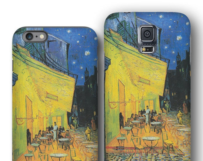 iPhone 12 mini case van Gogh iPhone 11 Cafe Terrace at Night quality iPhone 8 Samsung Galaxy iPhone XS Samsung S21 Galaxy S10 Note 20 Ultra
