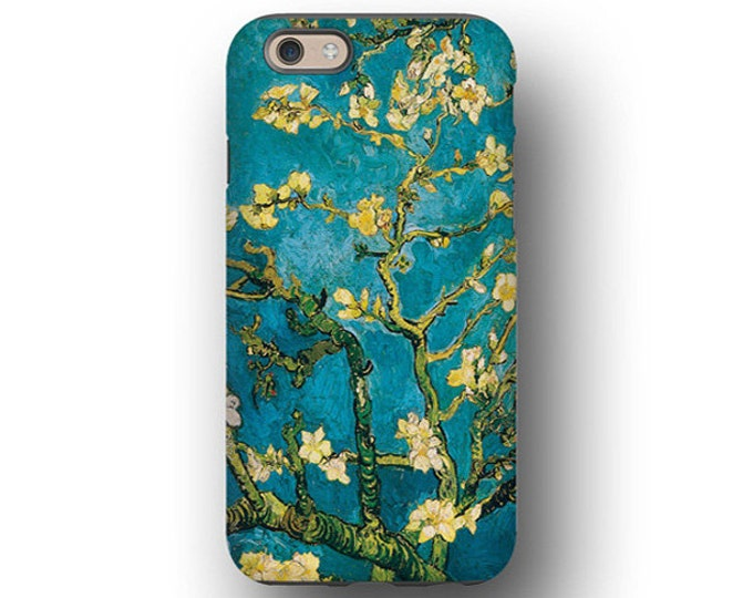 Almond Blossoms iphone 11 pro max van Gogh iPhone 12 iPhone xr Samsung Galaxy Note 8 iPhone 6 Samsung Galaxy S9 Galaxy Note 8 iPhone XS case
