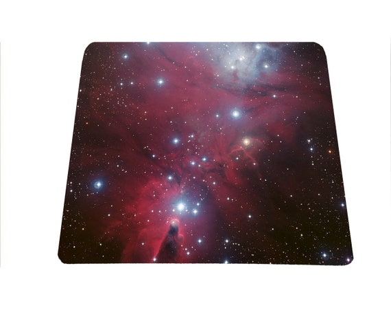 Dark Nebula, Cone nebula, star clusters Space Galaxy mouse pad mousepad mouse mat rectangle