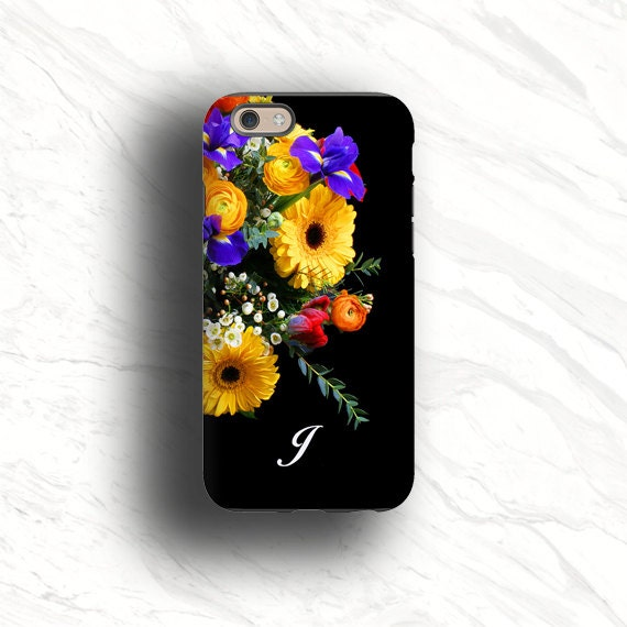 Flower Bouquet iphone 11 case, Personalized iPhone 6s , Floral Samsung Galaxy Note 10 Plus, Galaxy s20 Ultra iPhone 7 Samsung Galaxy S9 plus