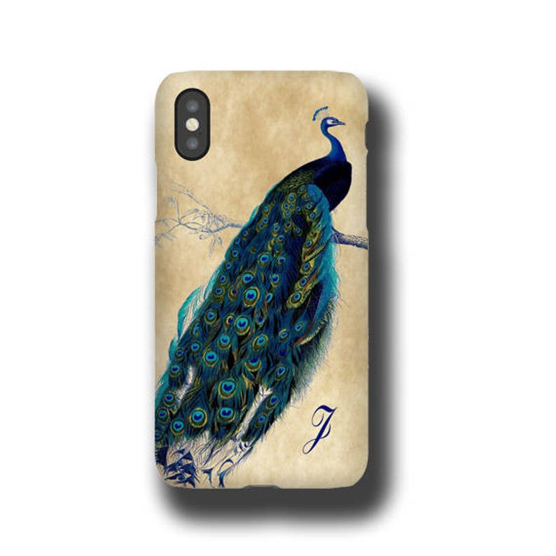 peacock phone case iphone 8