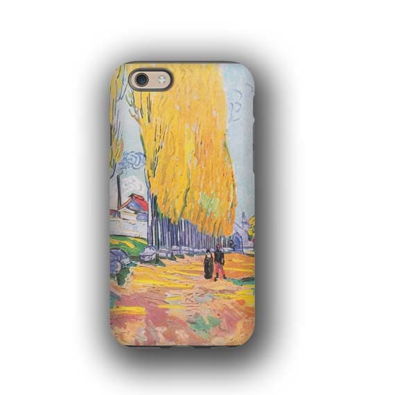 Samsung Galaxy Note 10 Plus van Gogh Les Alyscamps2 iPhone 11 Pro Max case iPhone XS Max iPhone 8 iPhone xr iPhone 7 Galaxy S9 Galaxy Note 8