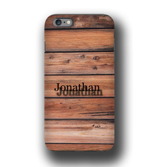 Custom name iPhone xs max case for men iPhone 7 Samsung Galaxy S10 faux wood iPhone 6Plus iPhone XR Case Samsung Galaxy Note 9 iPhone 8 Plus