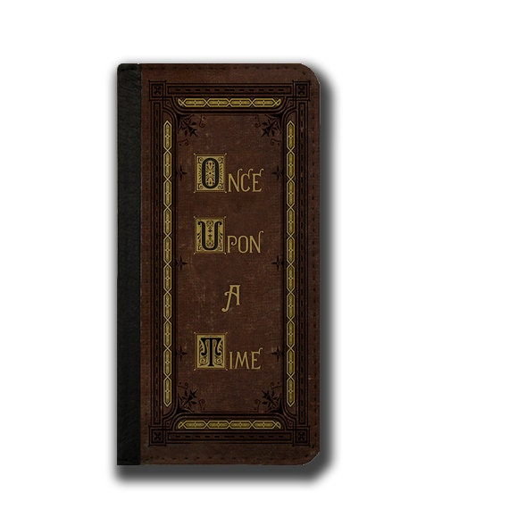 Storybook Fairytales Funny iPhone 6s case iPhone 6 Plus Samsung Galaxy Note 3 iPhone wallet case iPhone 4 Once upon a time gift Galaxy S5