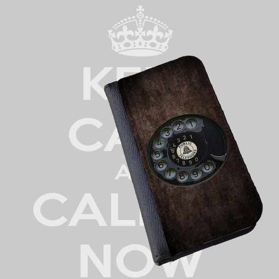 Antique retro rotary phone old Gift for men iPhone 6 Plus iPhone 6 Samsung Galaxy Note 3 Galaxy Note 4 iPhone 6s case Samsung Galaxy S6 case