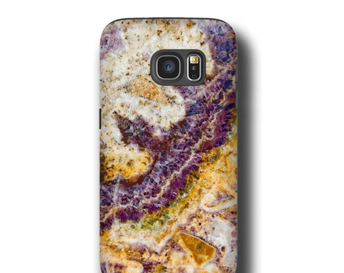 iPhone 11 Semi Precious Stone Samsung Galaxy S8 case iPhone 6s Case iPhone XS Gemstone iPhone SE Mineral iPhone 12 Max Galaxy S21 geode