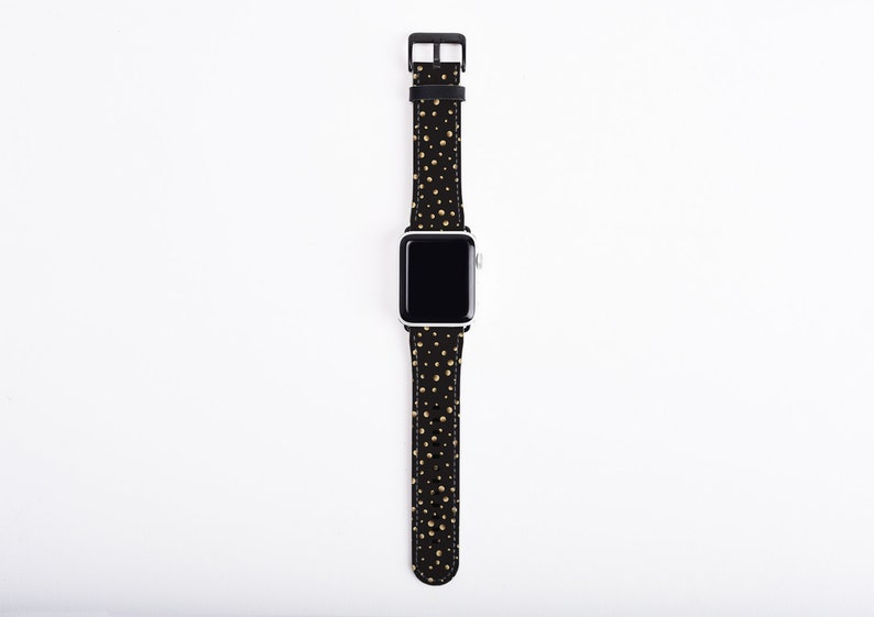 Apple Watch Band 44mm women dots iwatch band 38mm artificial image 0