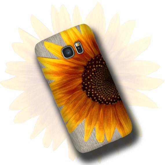 Yellow Sun flower iPhone 11 Samsung Galaxy S7 iPhone 6s iPhone XS, iPhone SE case, Galaxy S7 Edge, Galaxy Note 8, LG G7, Galaxy S8 plus case