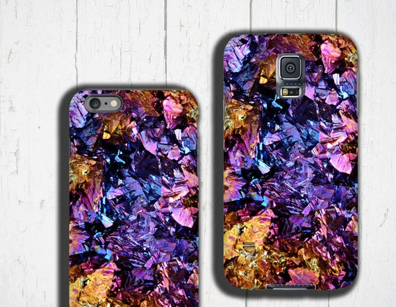 Chalcopyrite Samsung Galaxy S10 case colorful iPhone 6s case crystal iPhoneXR Galaxy S20 plus case iPhone 11, Galaxy Note 9 case Geode druse