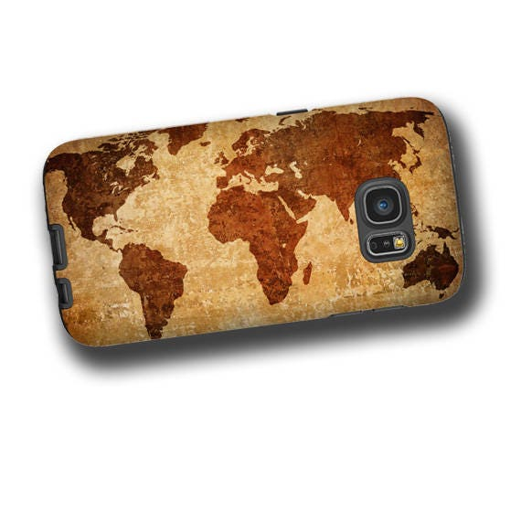iPhone xs case for men, iPhone 11 World Map phone case, iPhone 7, iPhone 6s, Samsung Galaxy Note 9, Galaxy S10, Galaxy S9 LG G7 Gift for men