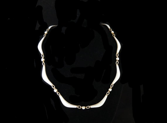 1930s Albert Scharning Norwegian Necklace, 1930s E