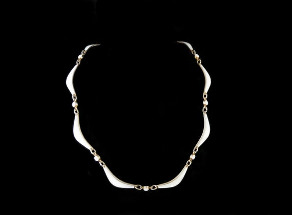 1930s Albert Scharning Norwegian Necklace, 1930s E
