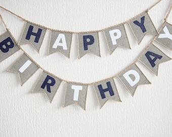 boy birthday banner etsy