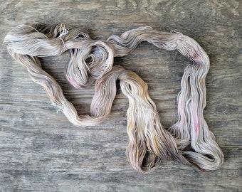 Africa, dyed yarn, fingering weight, indie dyed yarn, merino, nylon