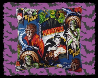 Movie Monster Cushion