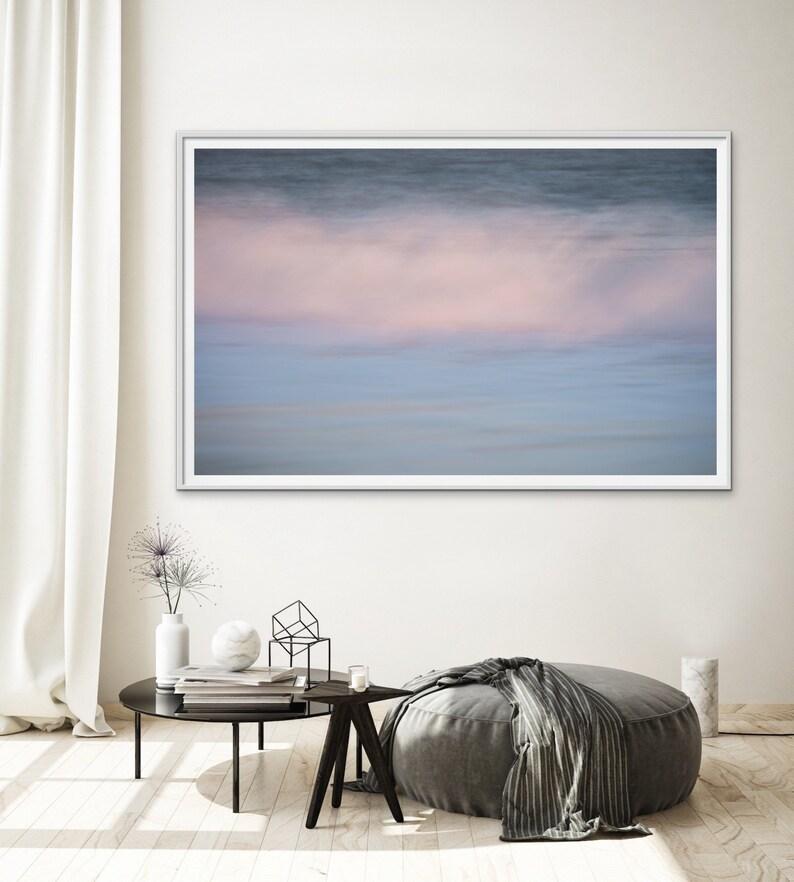 South Kingstown Ocean Limited Edition ~ Blushing ~ Moonstone Beach Rhode Island New England Seascape Fine Art Canvas Coastal