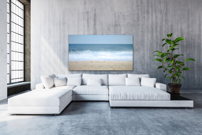 Narragansett Beach Limited Edition ~ Beach Day ~ Nautical Decor Fine Art Canvas Rhode Island New England Fine Art Photography