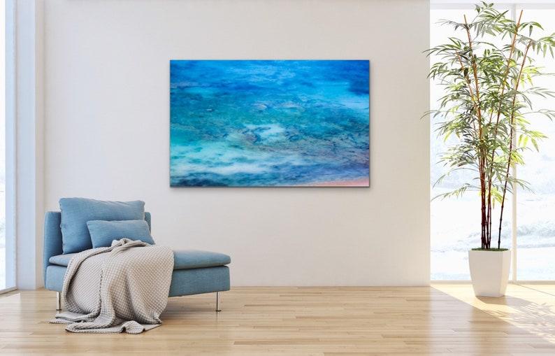 Artwork Paradise Island Limited Edition ~ Turquoise Reef Art The Reef Atlantis Fine Art Canvas Bahamas Fine Art Photography Coastal