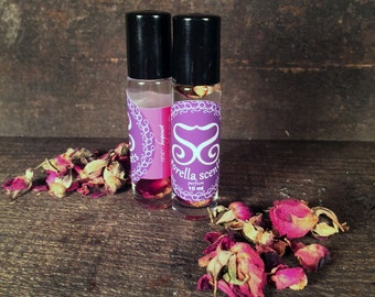 SOLD OUT!!!!  Rose & Bergamot Organic Parfum