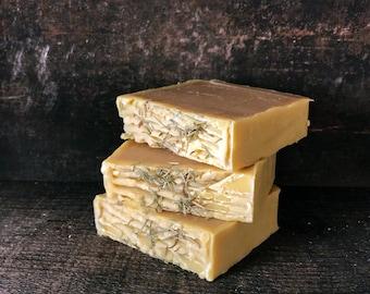 Rosemary Bar - Vegan Soap Bar