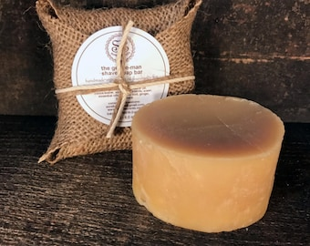 The Gentle-Man Shave Soap