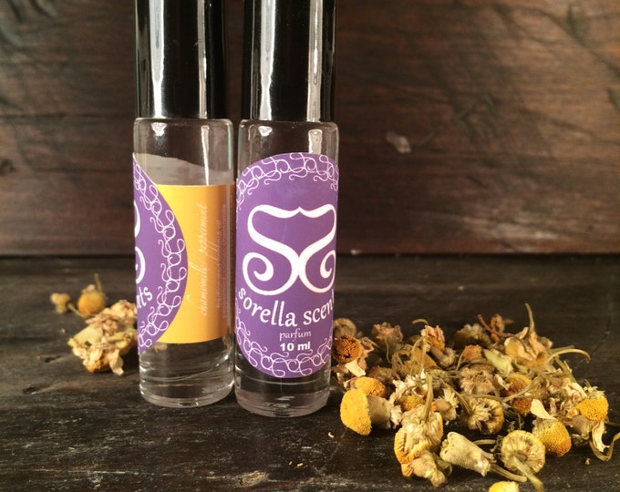 Featured listing image: Chamomile & Peppermint Organic Parfum