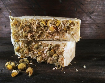 Chamomile Bar - Vegan Soap Bar