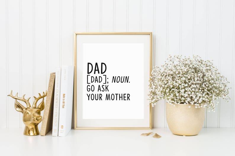 Dad Definition