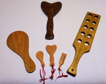 Miniature Paddle Ornaments
