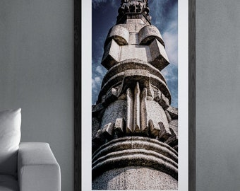 Pillar in Glenrothes Still Life Photographic and Fine Art Prints