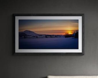 Blue Lomonds Landscape Photographic and Fine Art Prints