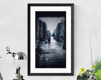 Passing Through Stockbridge Photographic Print
