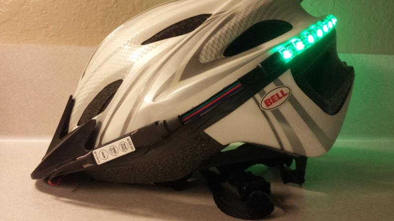 LED Helmet Lights image 0