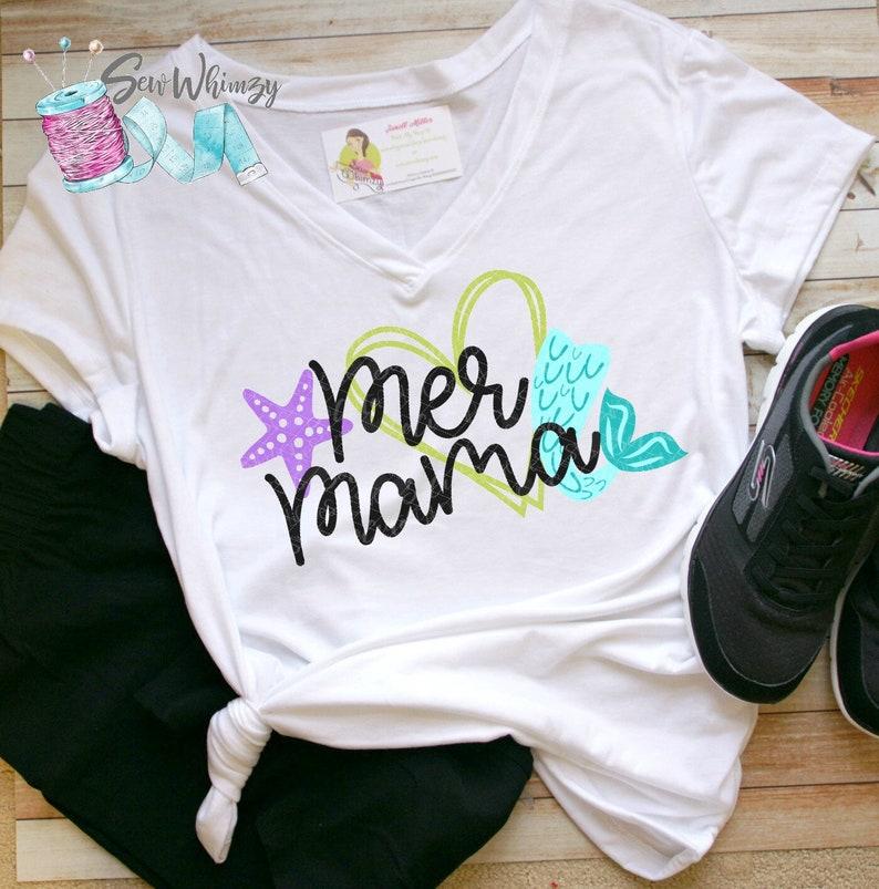 9030f103 Mermaid Mom shirt Mom shirt Mermaid Shirt adult mermaid   Etsy