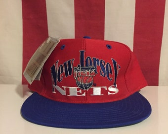 a6e23a5fbf6 Vintage New Jersey Nets Limited Edition Snapback - The Game
