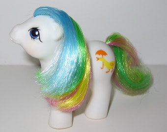 G1 My Little Pony BABY QUACKERS First Tooth 80s MLP
