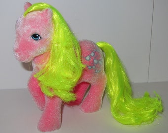 G1 My Little Pony SO SOFT Shady Great Condition MLP 80's