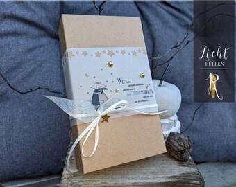 Geschenk - Lichtbox